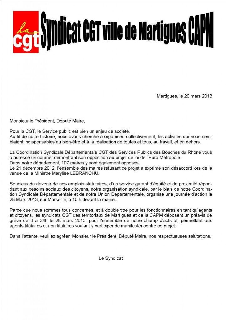 Préavis de grève pour le 28 Mars NON A L'EUROMETROPOLE dans Nos Appels / Actions previs-blog