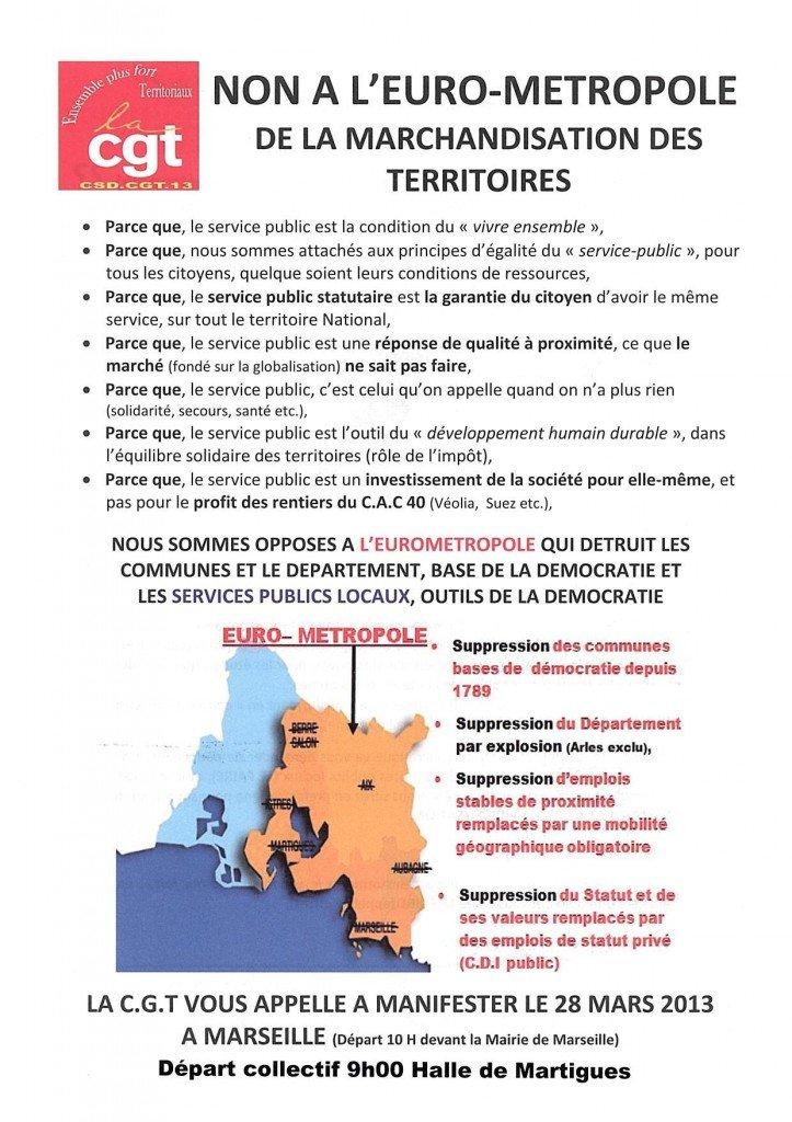 manif contre EUROMETROPOLE dans euro metropole sans-titre-11