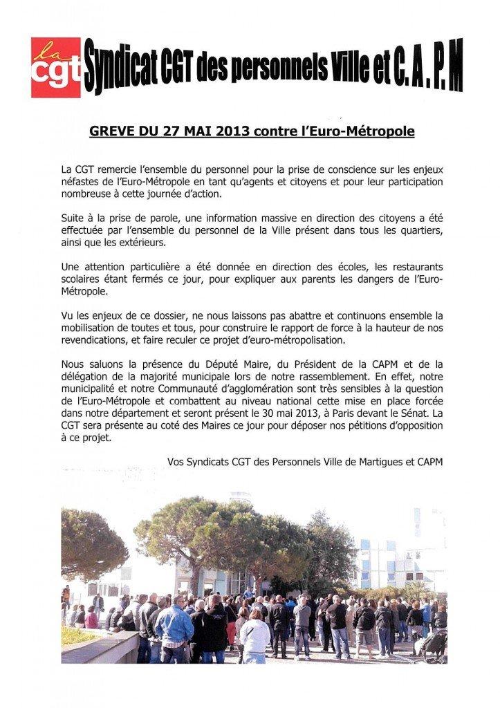 mouvement de grève du 27 Mai 2013 dans euro metropole 27-mai-blog1