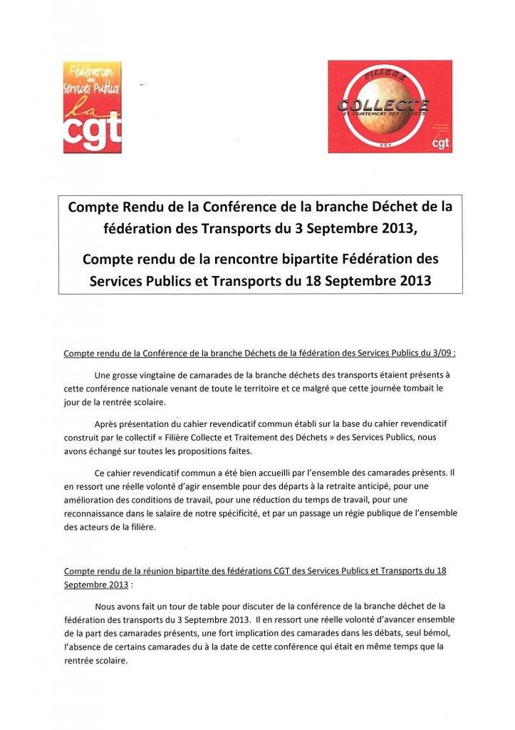 Compte rendu travail privé-public septembre 2013  dans collecte / traitement des déchets cpte-rendu-prive-public-septembre1