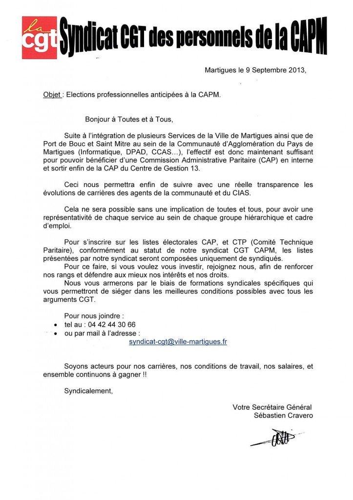 Election anticipé CAP de la CAPM (décembre 2013) dans FLASH INFO election-cap1