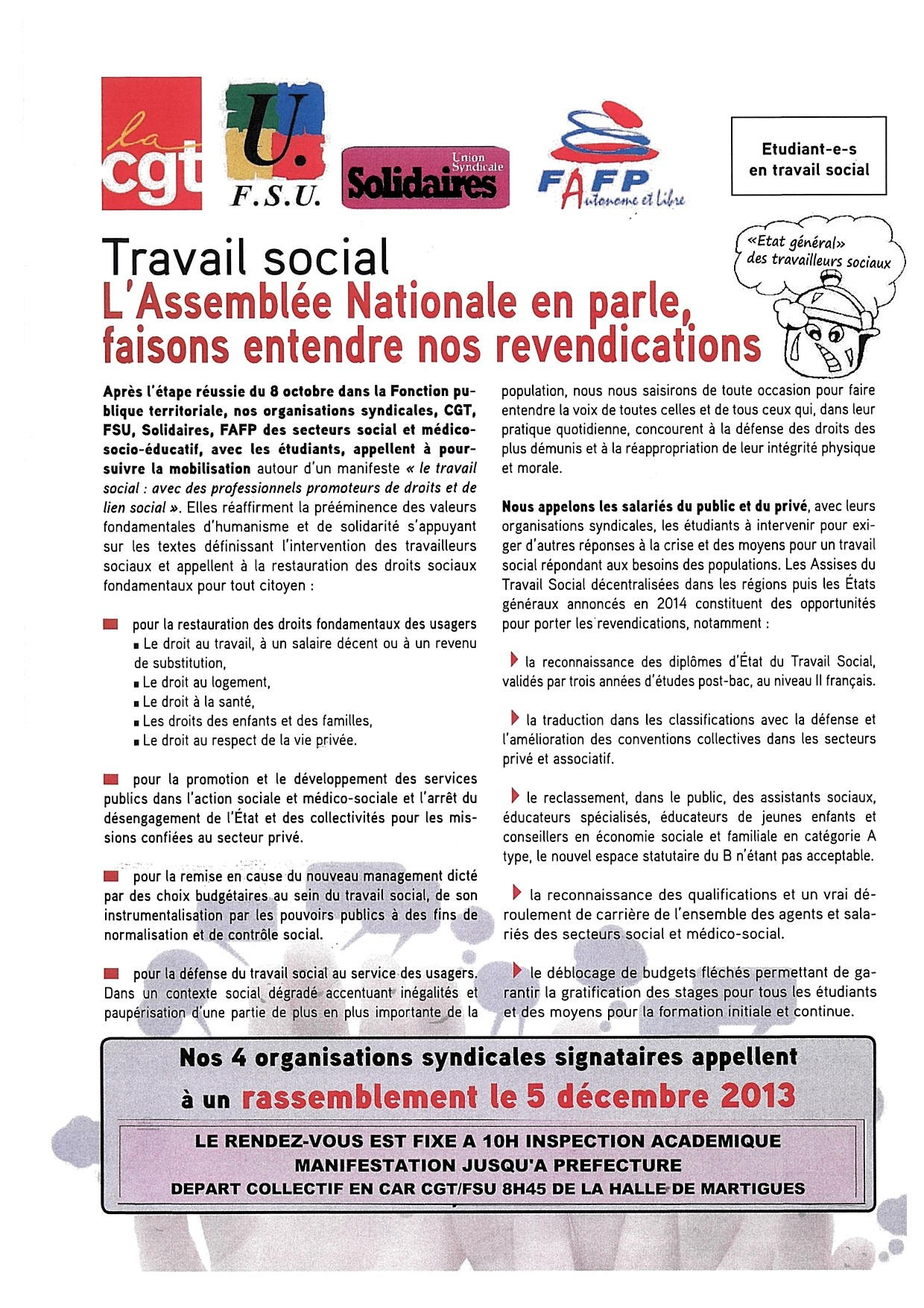 tract medicaux sociaux 5 decembre