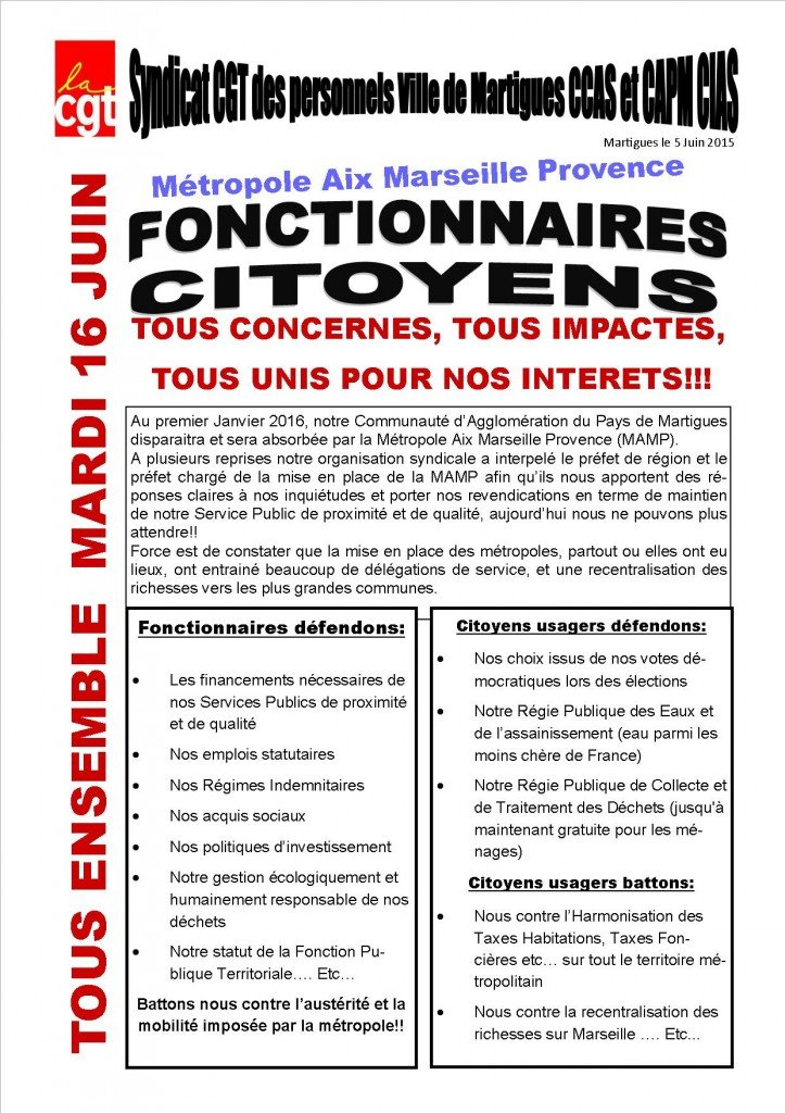 TRACT 16 JUIN 2015