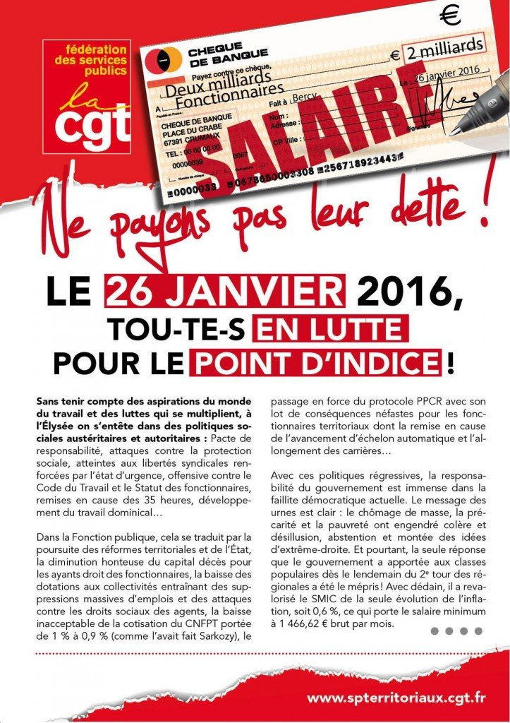 Tract 26 Janvier 2016 p1